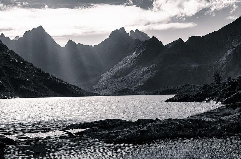 Ghislain Mary - Ågvatnet