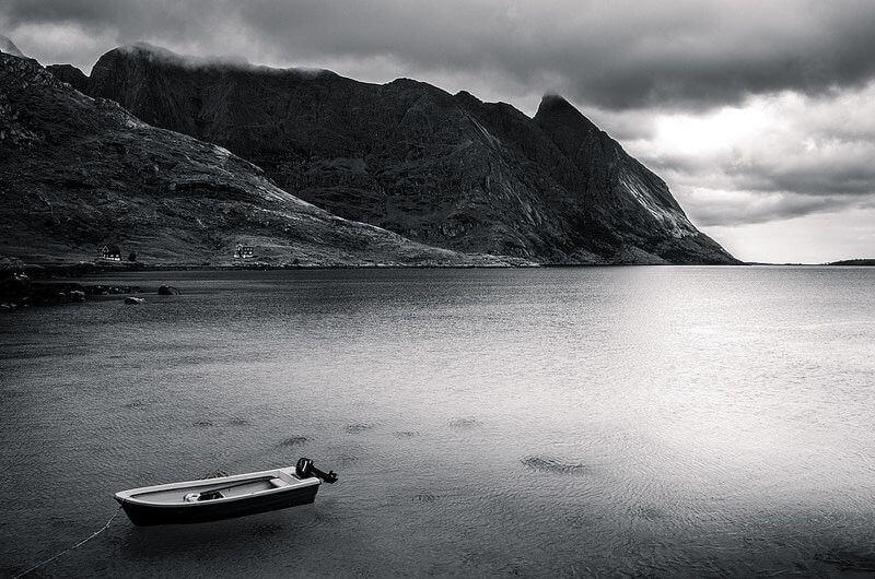 Ghislain Mary - Lofoten - Fjord de Reine