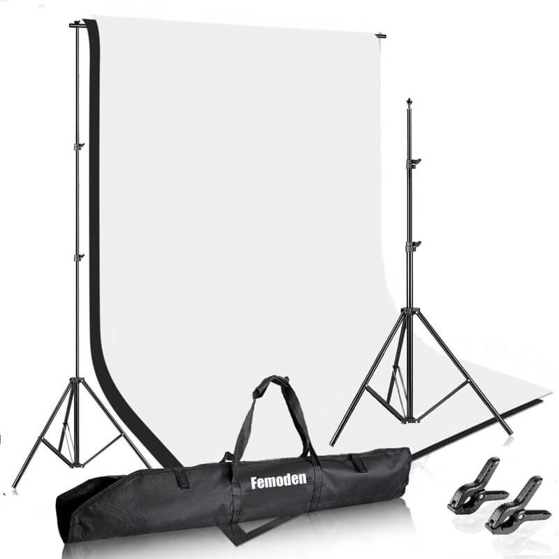Portrait Backdrop Kit