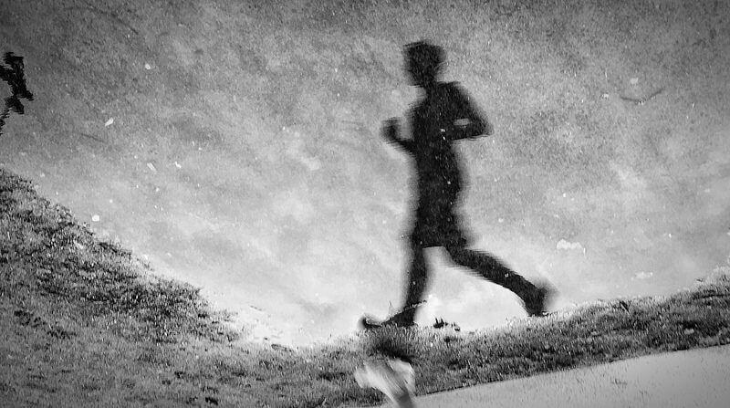 long distance runner berlin
