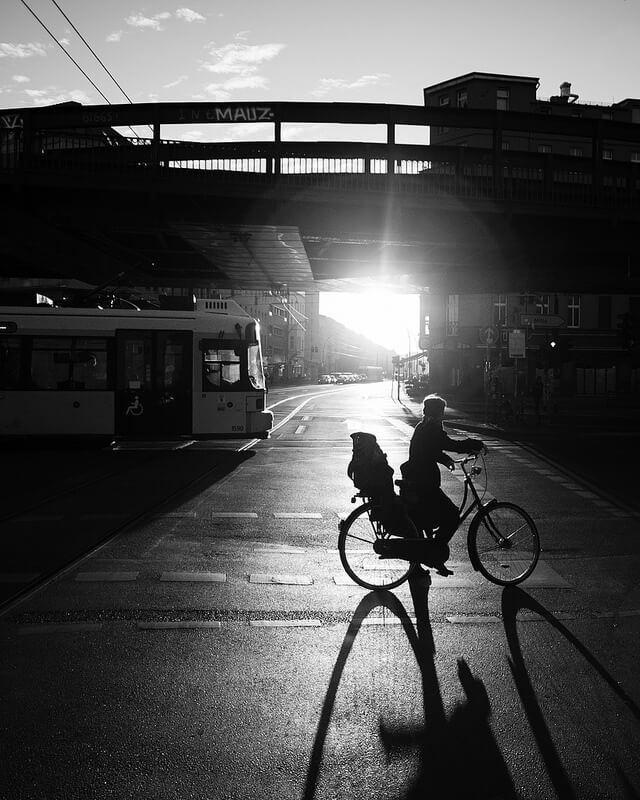 Morning Berlin Ecke Schönhauser