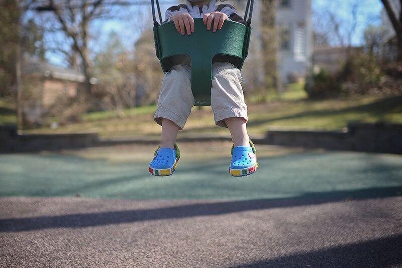 jordan parks kids swing