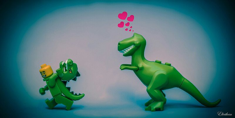 dinosaur toy love