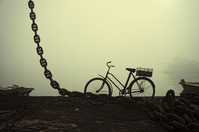 Iordanis Keramidas bicycle