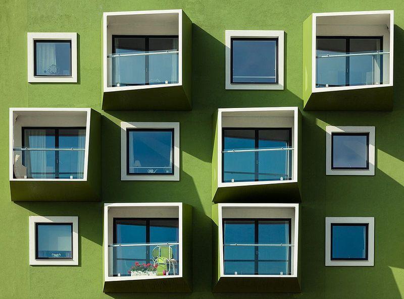 Ximo Michavila window modern architecture