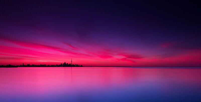 Greg David sunrise
