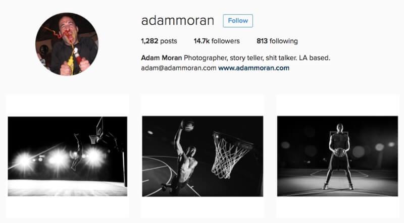Adam Moran