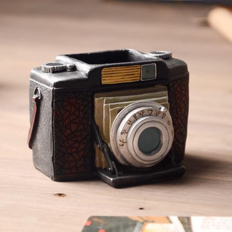 Camera Pencil Holder