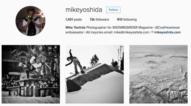 Mike Yoshida
