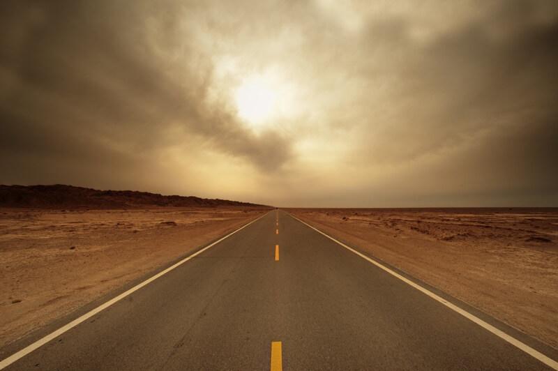 Jonathan Kos-Read - Silk Road