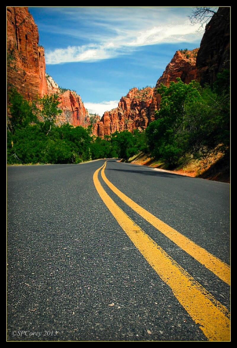 Steve Corey - Road to Sinawava