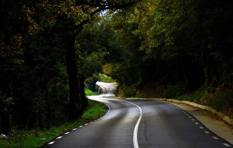 Xavi - carretera