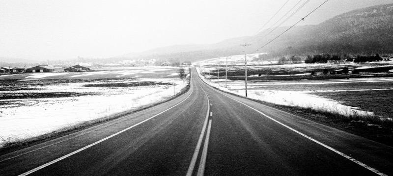 Alan Levine - Vermont Roads