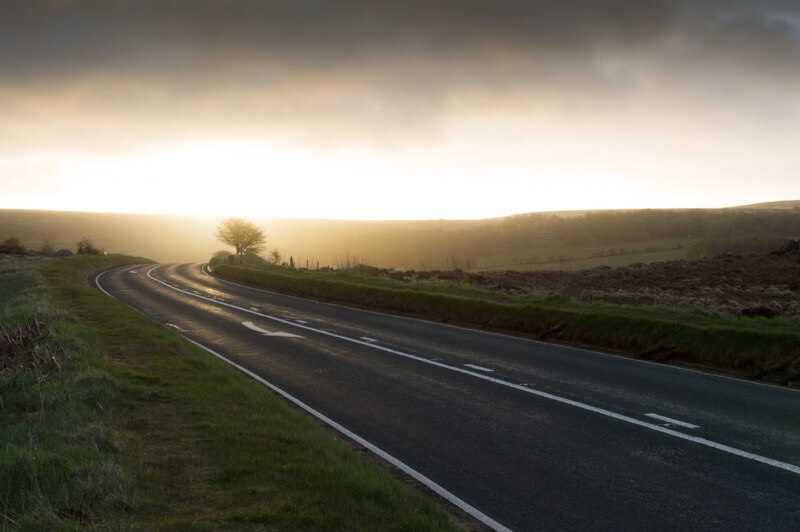 Mark Richards - Road to Surprise View