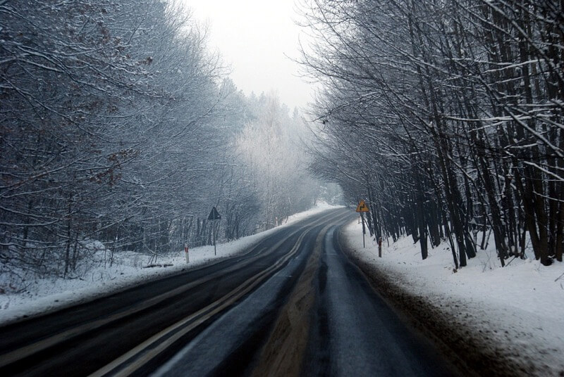 Łukasz Hejnak - Winter Road