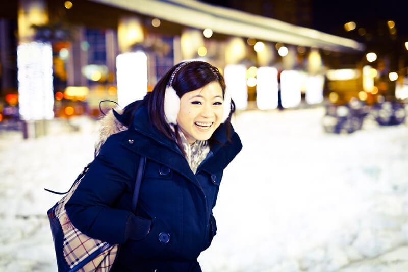 Chung Ho Leung - Winter Fun!
