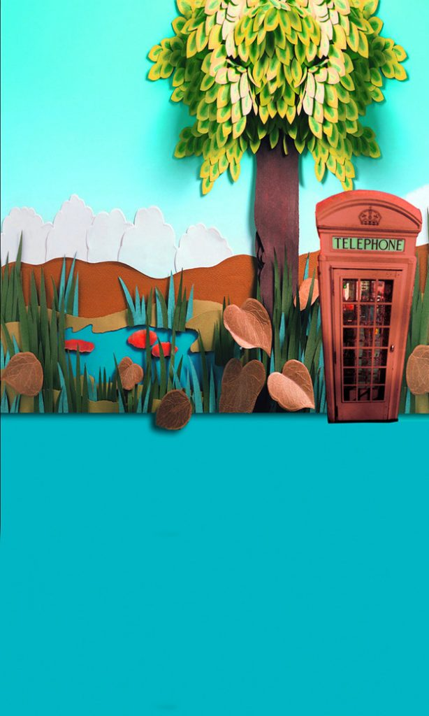 phonebooth pond
