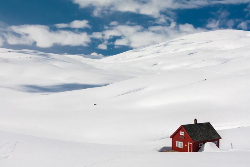 Markus Trienke - Norwegian snow desert