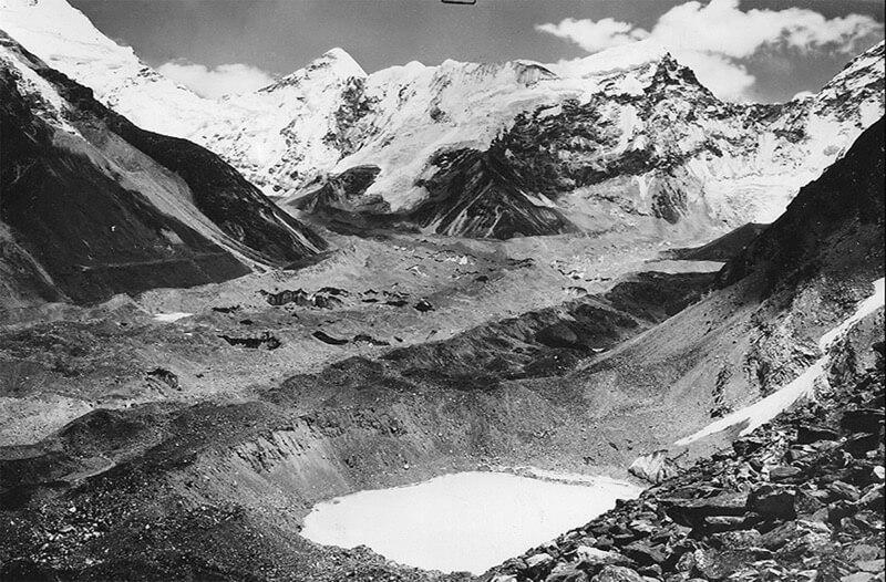 Nepal's Imja Glacier melt before