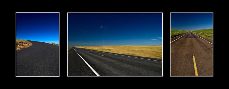 Bala Sivakumar - Road-Trip-tych