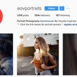 25 Inspirational Portrait Photographer Instagrams to Follow