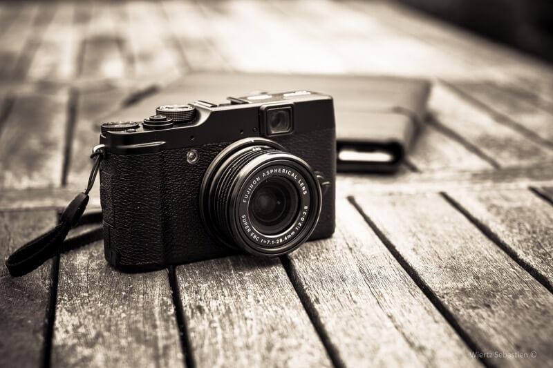 Sebastien Wiertz - My new gear for Street Photography (Fuji X10)