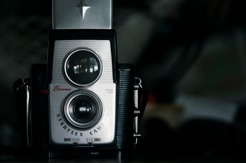 JetFuel501 - Vintage Camera