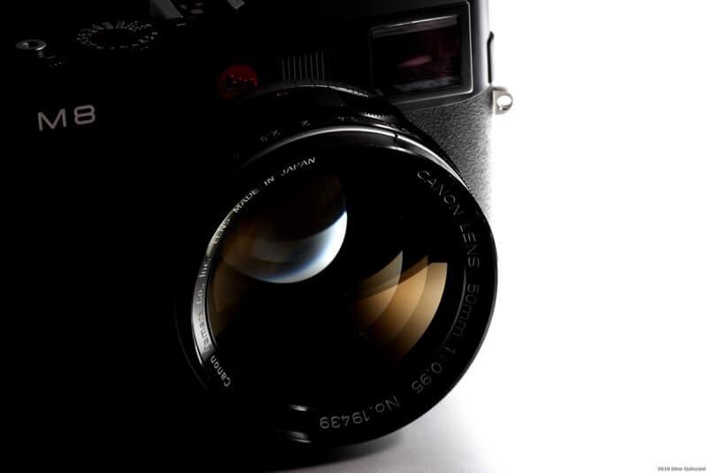 Dino Quinzani - M8 and Canon RF 50/0.95