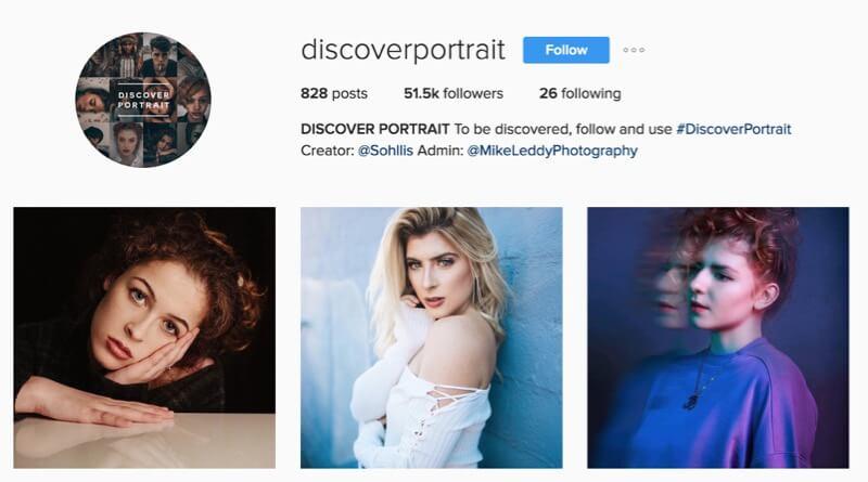 Discover Portrait