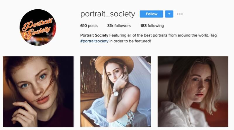 Portrait Society