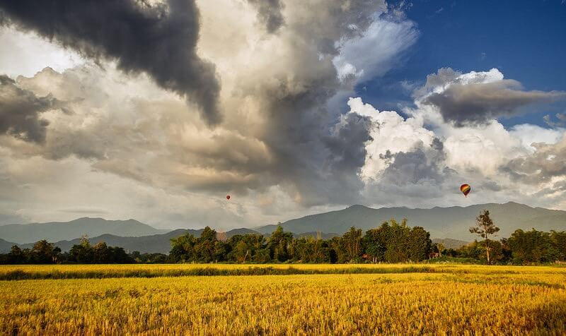 Ahmad Syukaery - Vang Vieng Landscape