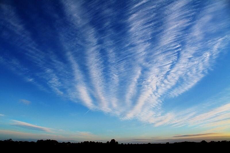 Robert Felton - Cardington Cloudscape