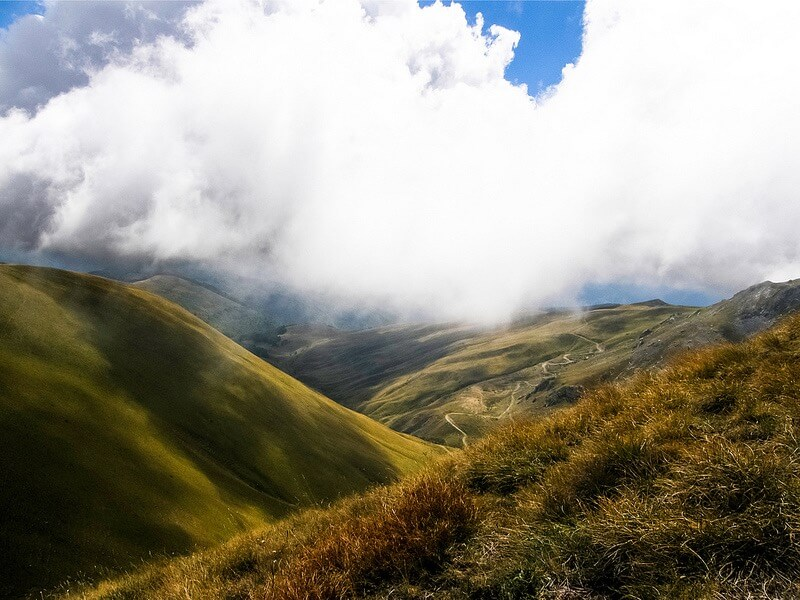 Елена Пејчинова korab mountain Macedonia