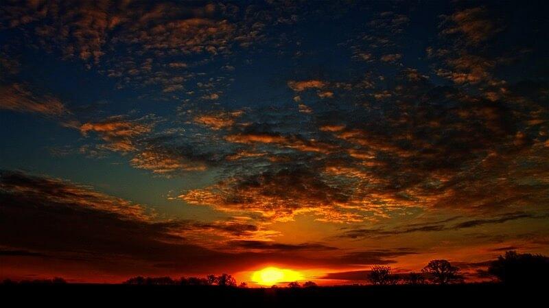Robert Felton sunrise