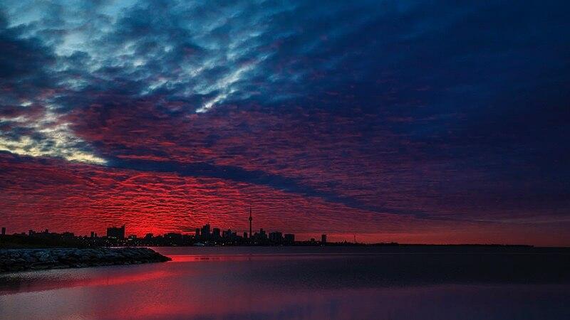 Greg David - Toronto Sunrise