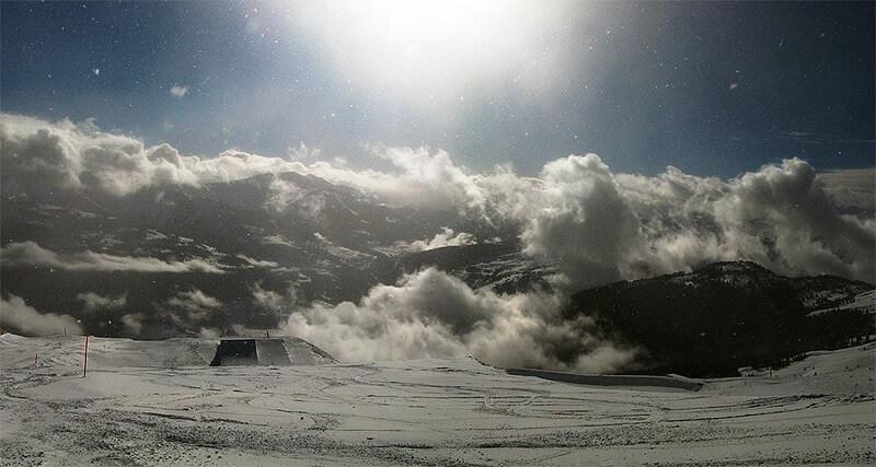 Silvio Prahl Alpen landscape