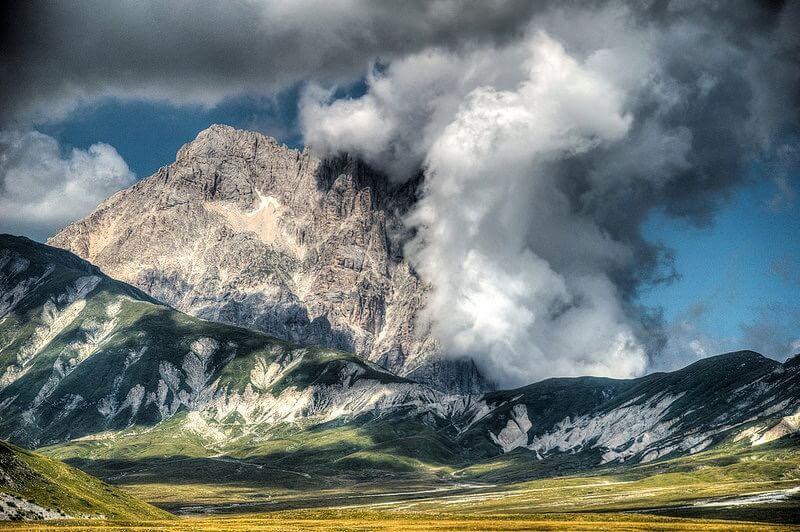 Manuel Palma Italy Mountain