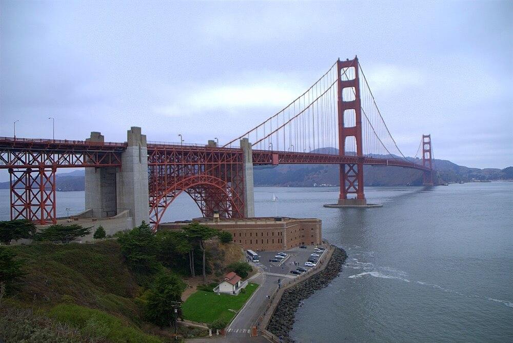 Ed Bierman - Golden Gate Bridge