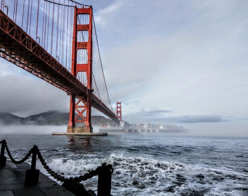 Travis Wise - Golden Gate Bridge