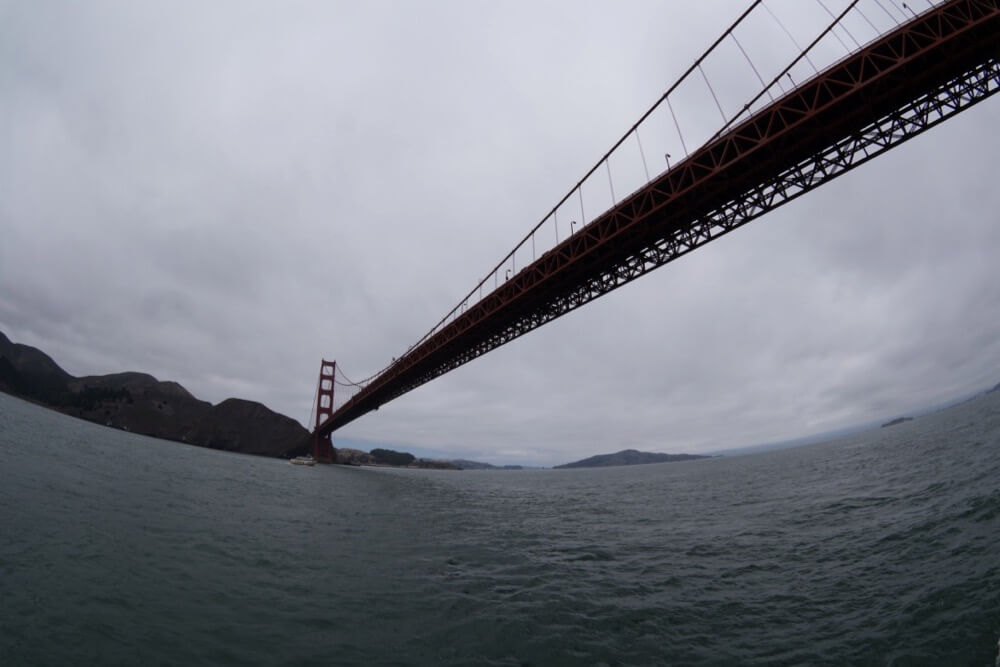 Nan Palmero - Golden Gate Bridge in San Fransisco
