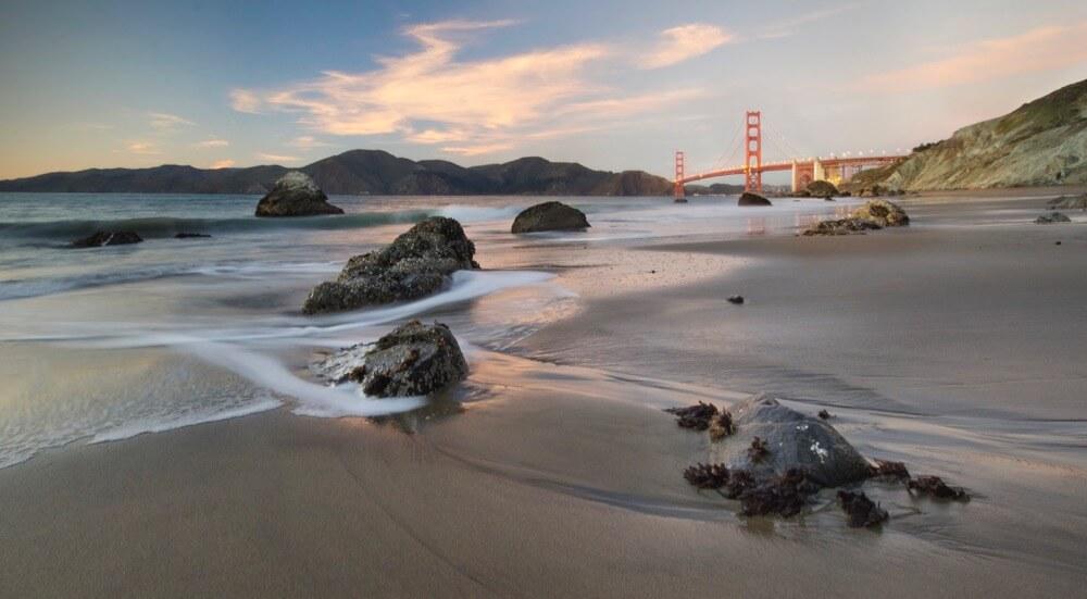 Simon Barber - Golden Gate View