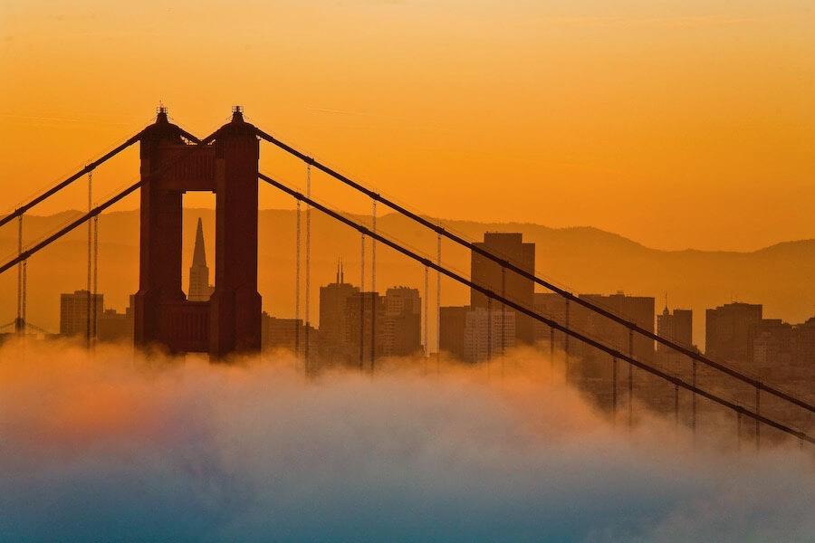 Gleb Tarassenko - Golden Gate Bridge - San Francisco