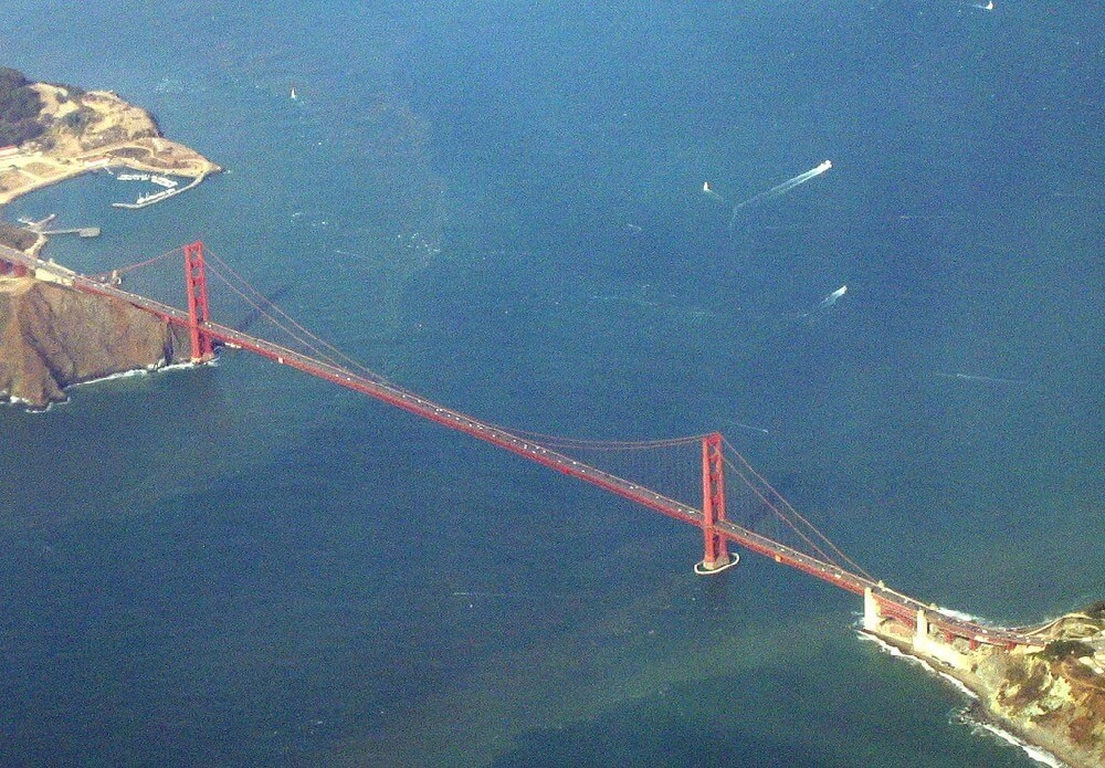 Ron Reiring - Golden Gate Bridge