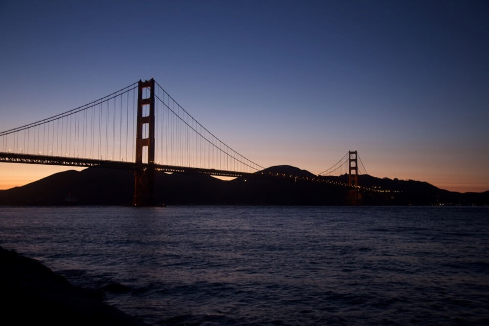 Paul Williams - Golden Gate Bridge