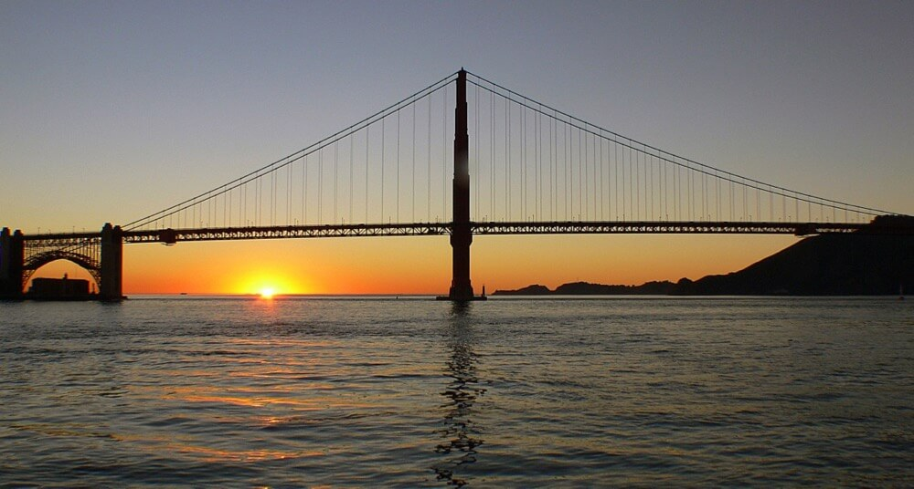 Bernard Spragg. NZ - The Golden Gate Bridge