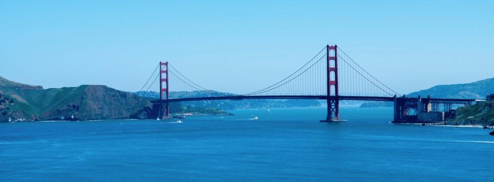David Lee - The Golden Gate Bridge