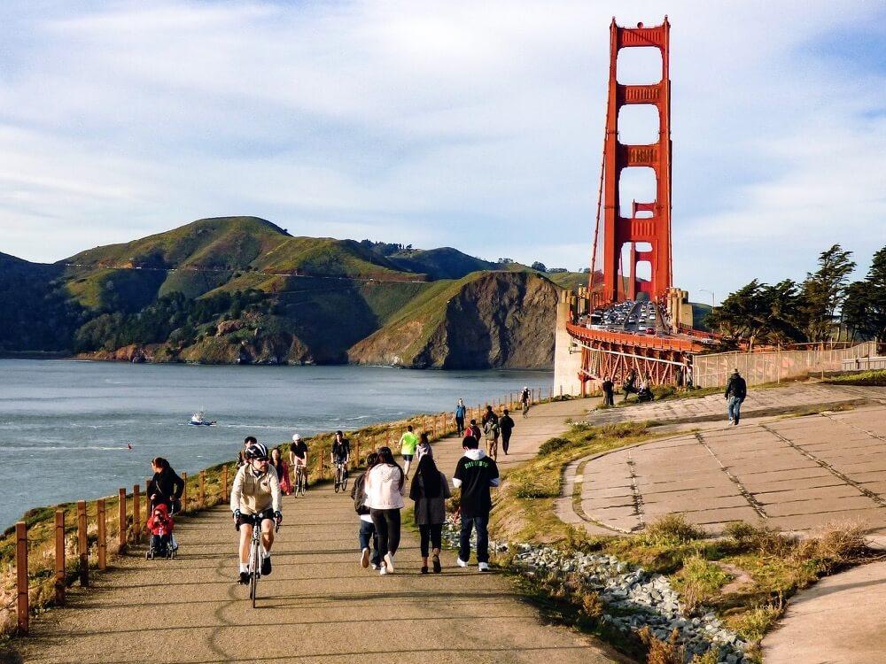Rvs1966 - Sunday trip to Golden Gate Bridge