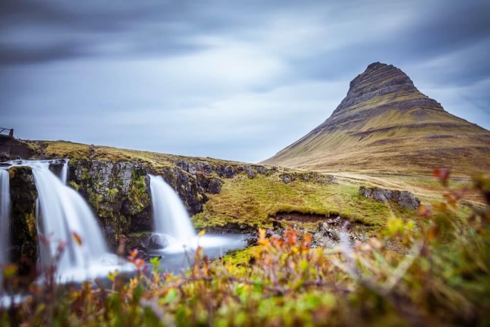 "Andrés Nieto Porras - Kirkjufellsfoss (""Church Mountain Falls"")"
