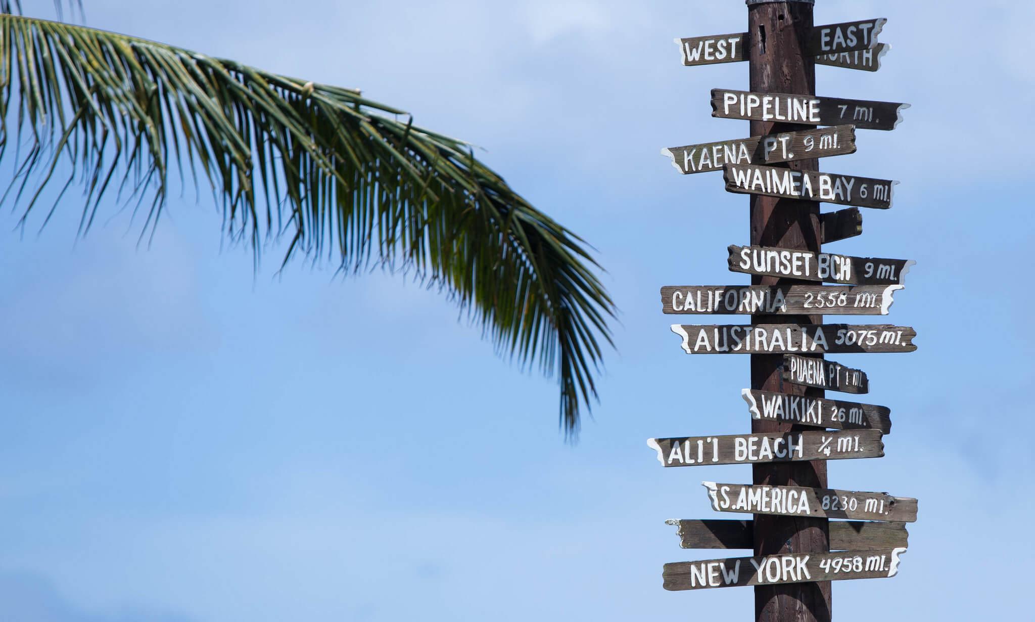 North Shore Haleiwa Hawaii
