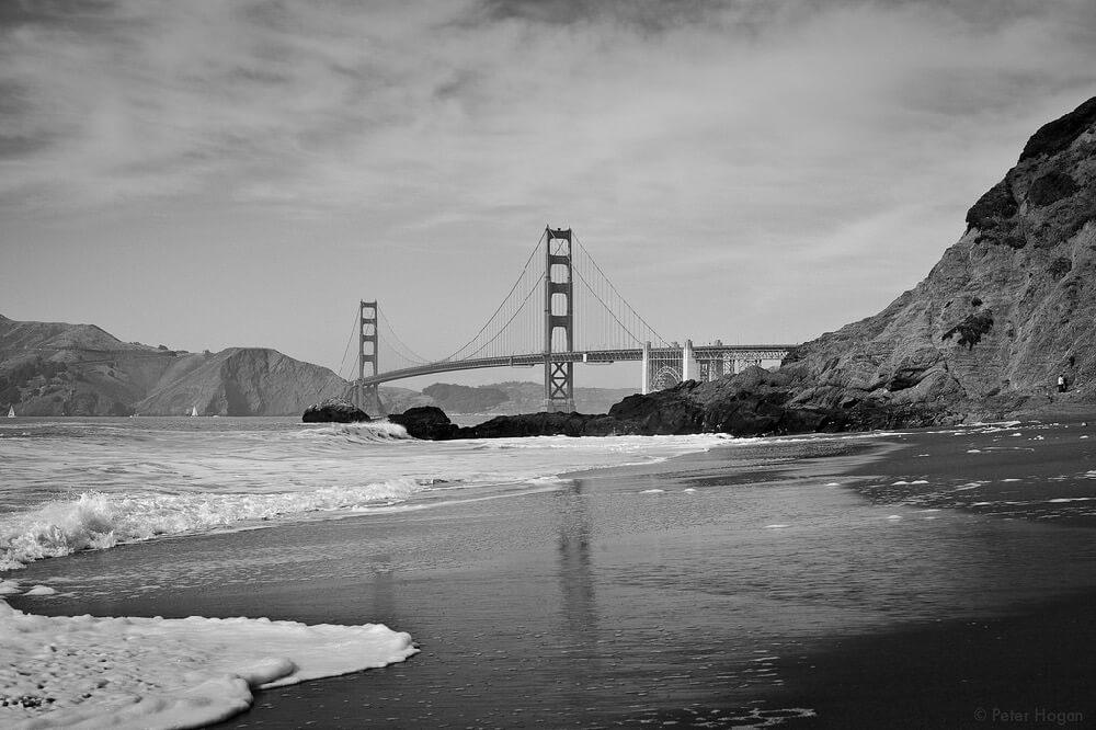 3dpete - Golden Gate Bridge From Baker Beach